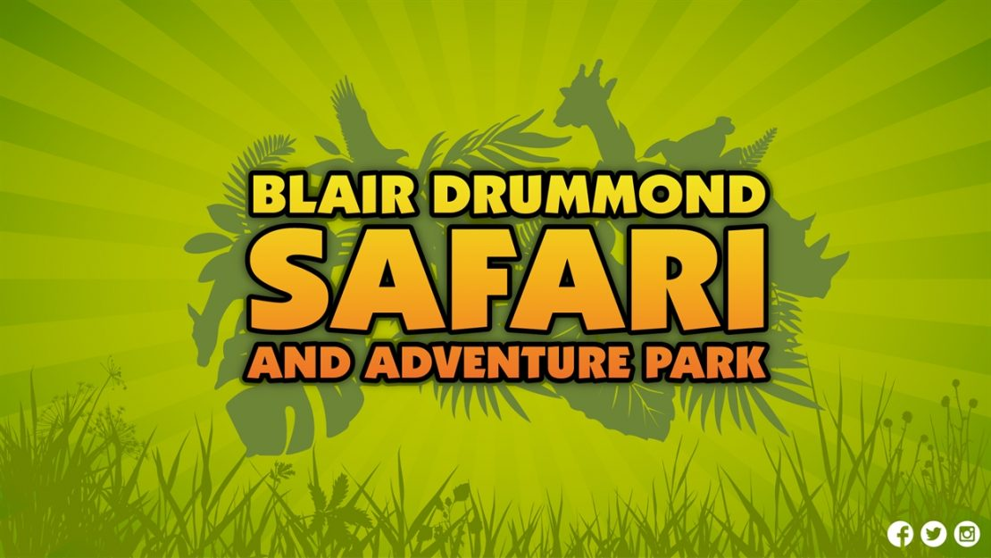 A Visit To Blair Drummond Safari And Adventure Park