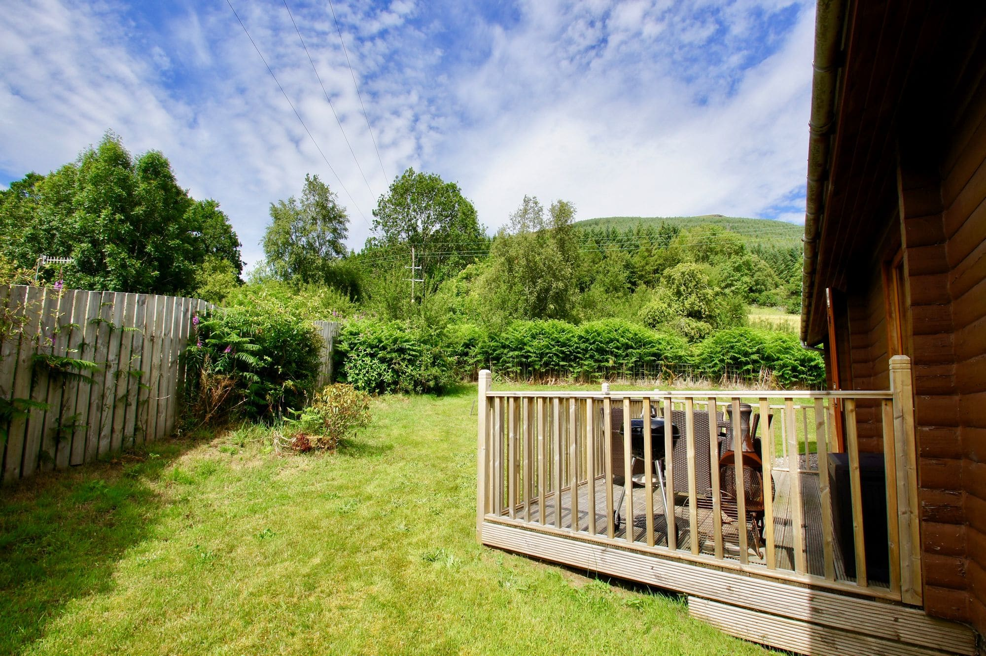 Glen Ogle Lodge Dog Friendly Cabin In Lochearnhead
